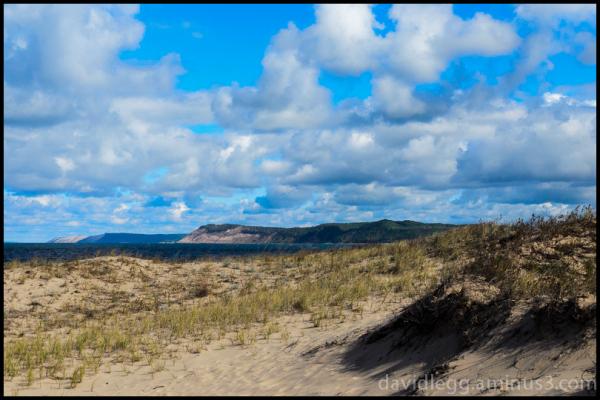 Beach Dunes, Sleeping Bear Dunes National Lakeshor
