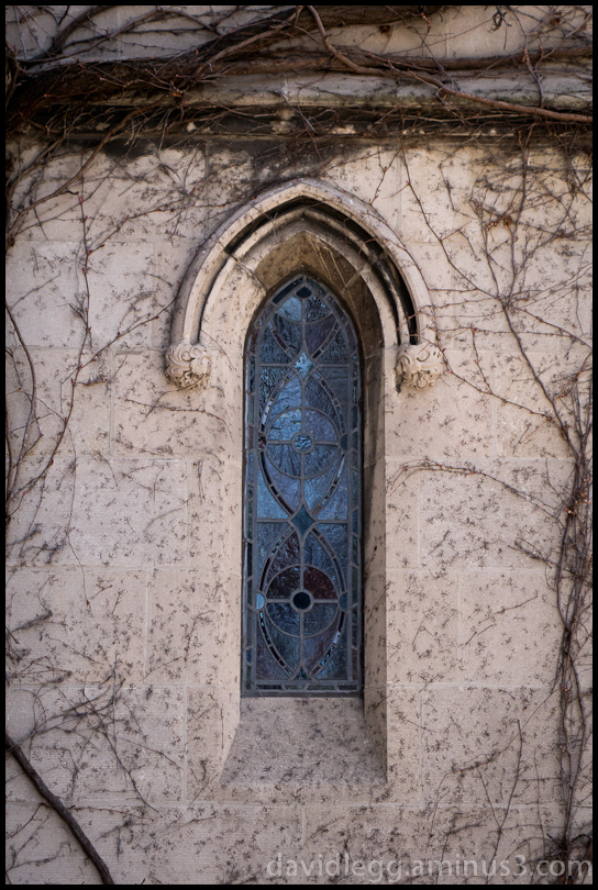 Church Window, Chicago
