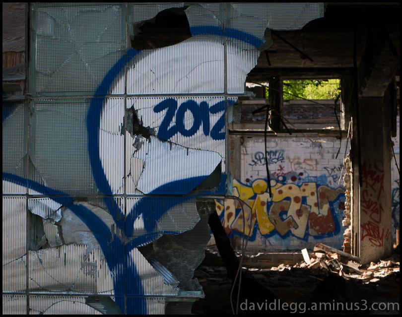 2012 Shattered