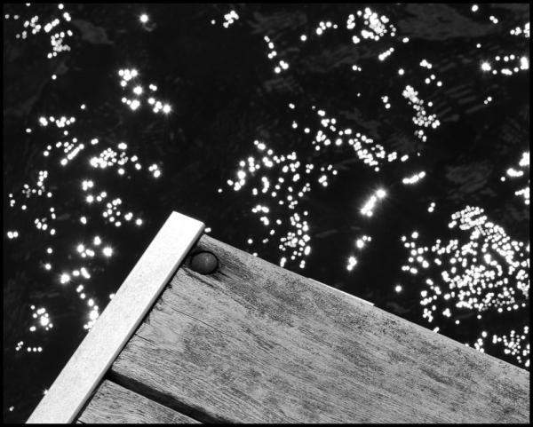 Sun, Dock, Stars