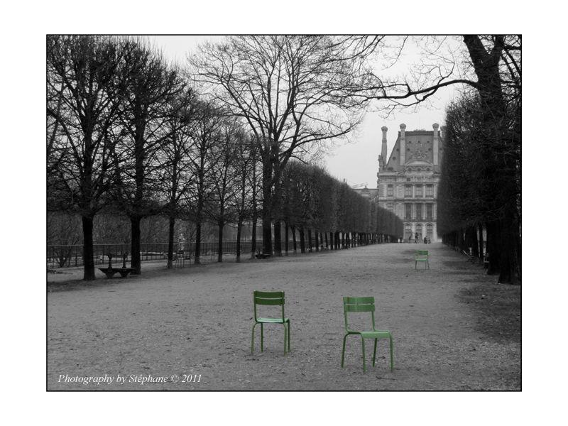 Allée des Tuileries