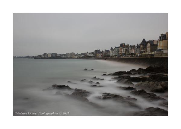Digue de Saint-Malo