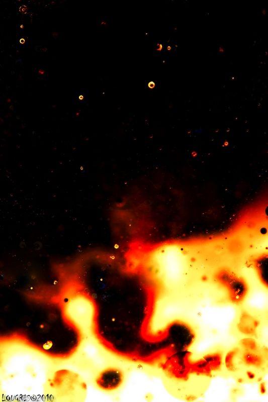 Eruption Solaire.