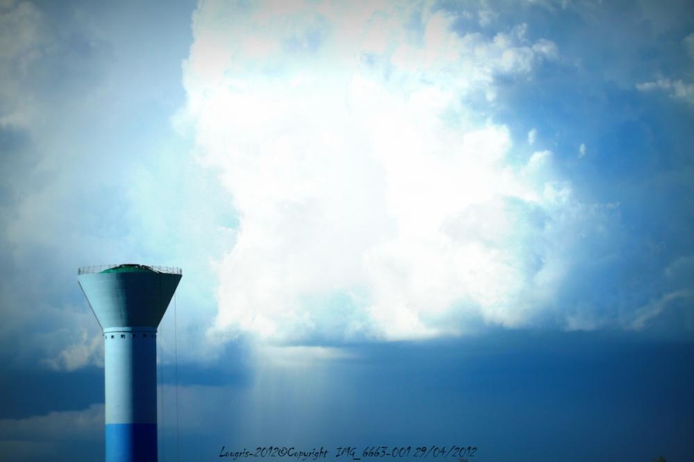Un chateau dans les nuages.