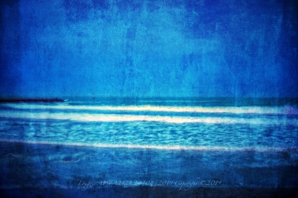 Grand bleu.