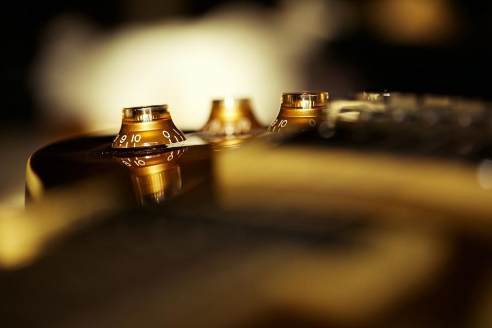 Music and light.