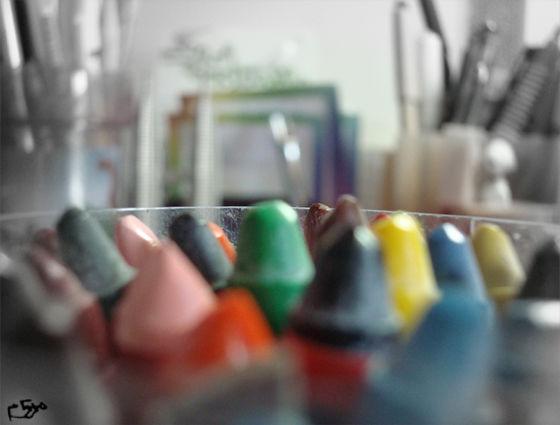 Childhood Colours