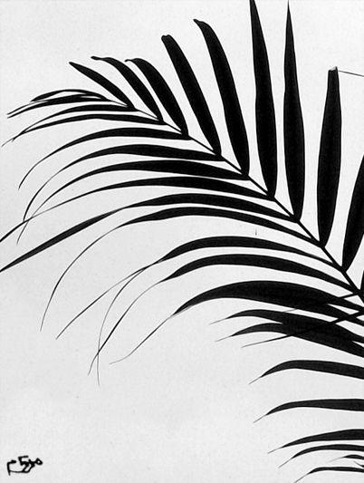 A Plant As A Zebra