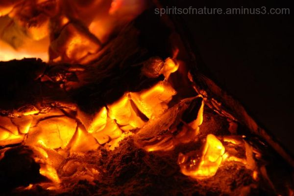 Fascinating Fire .....