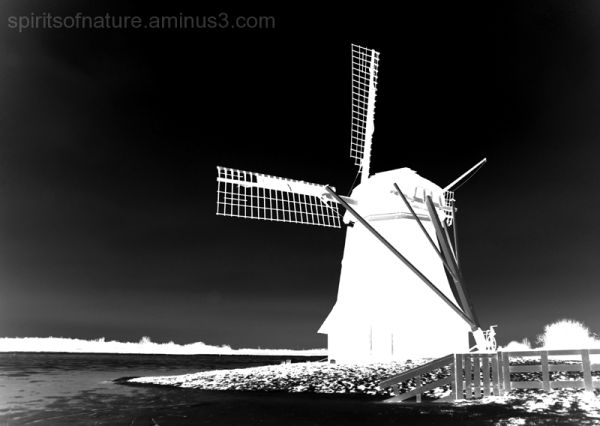 """Ypey Mill  """"Big Wheels (4)"""