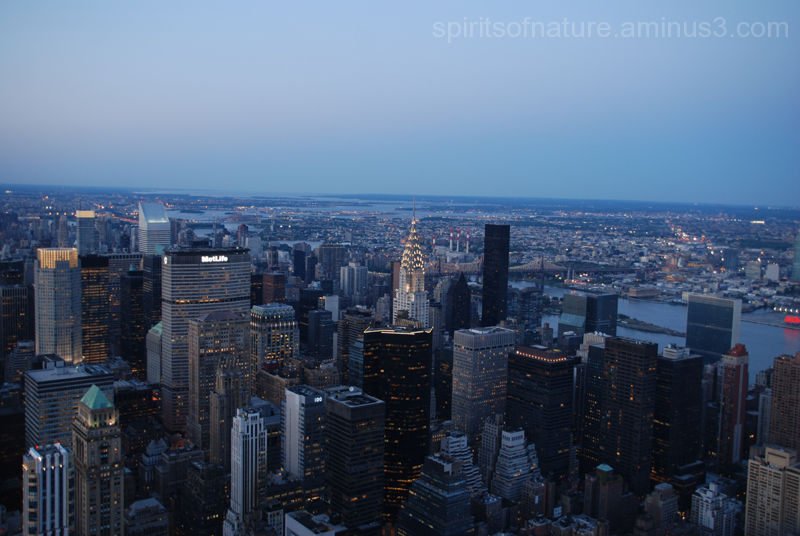 A vieuw over New York (2)