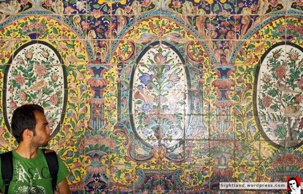 Tehran,Golestan Palace, Summer 2009