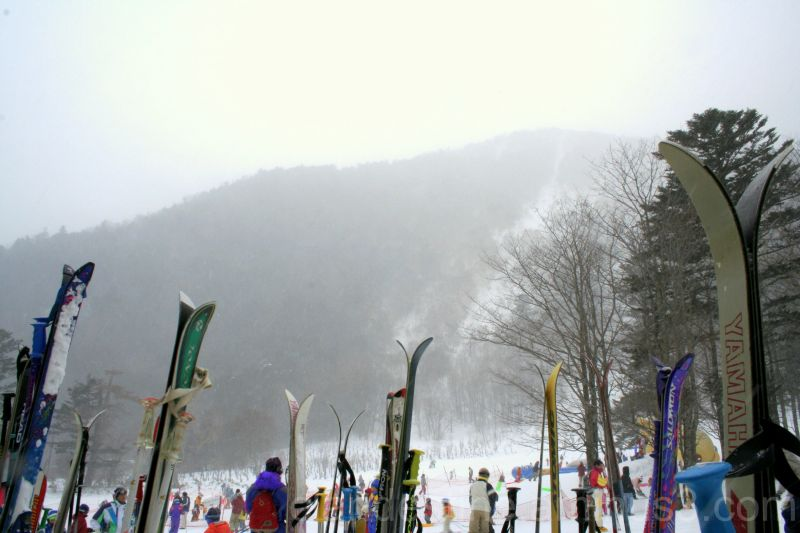 Yumoto ski