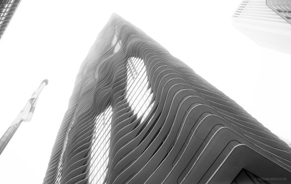 Aqua Building - Chicago