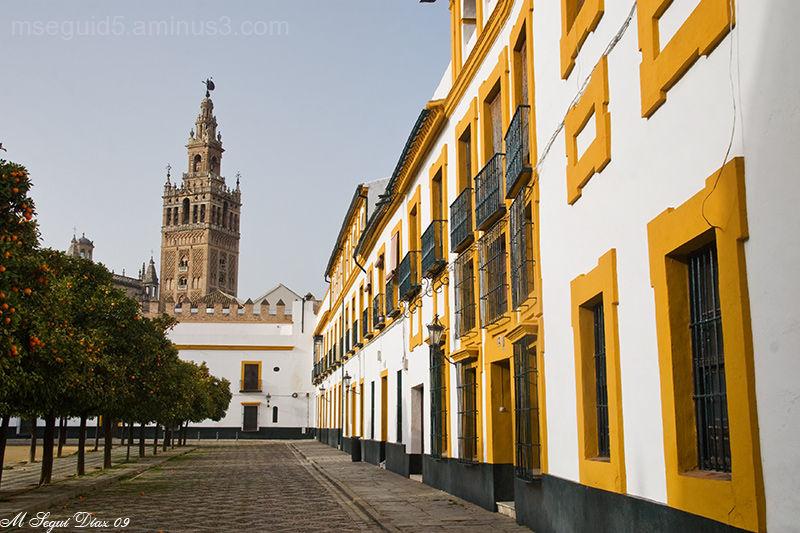 Sevilla-Barrio de Santa Cruz