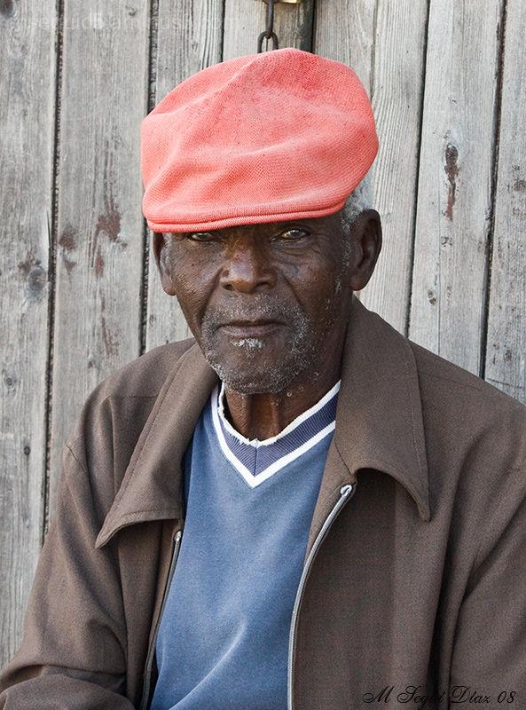 Anciano caribeño