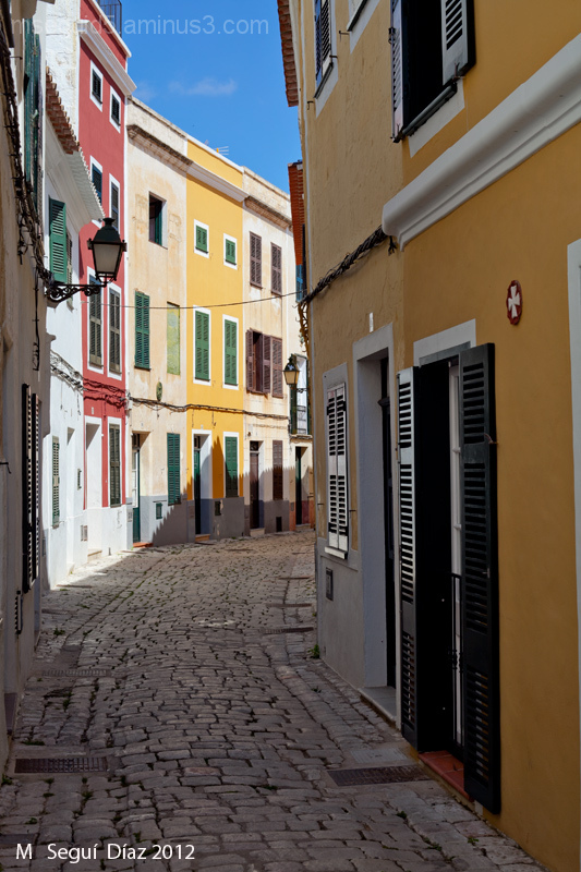 Calle de Ciutadella (Menorca)