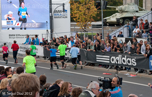 Km 41- Marathon Berlin 2012
