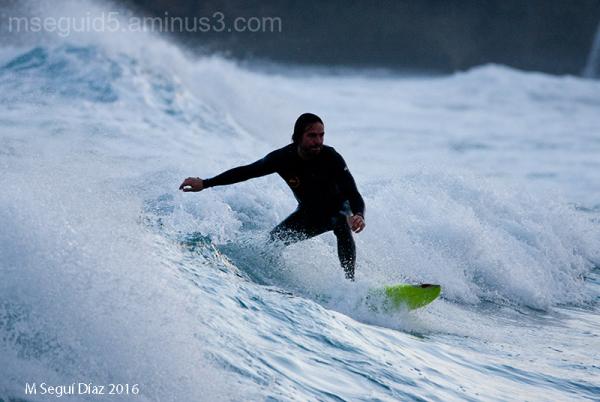 Al mal tiempo buen surf