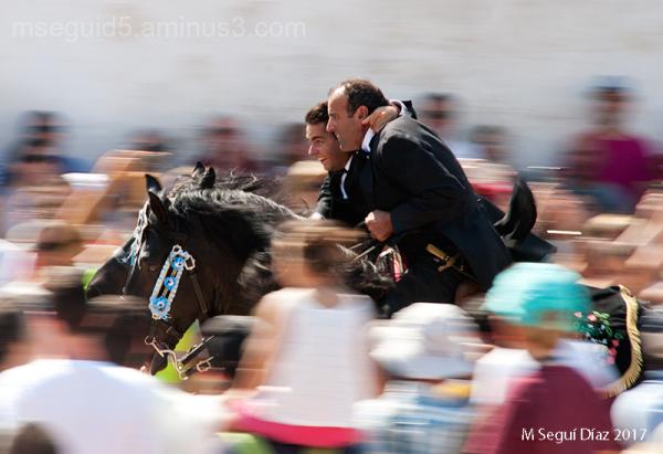Festes de St Joan Ciutadella (Menorca)