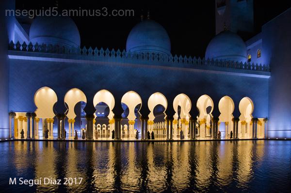 Mezquita de Sheihk Zayed (Abu Dhabi)