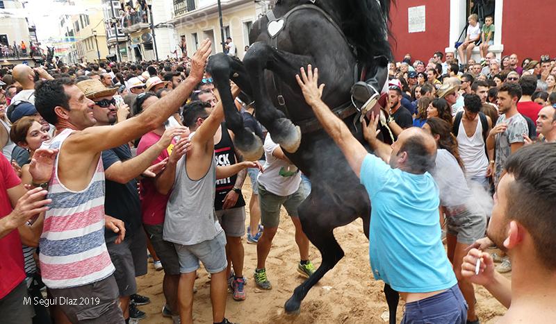 Jaleo de Mahó (Menorca)