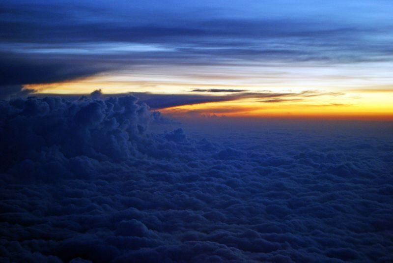 Above the clouds (II)