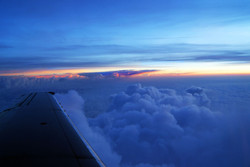 Above the clouds (III) - last one