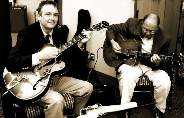 Humble musicians
