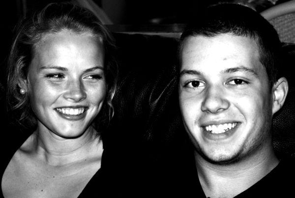 two beautiful teens (II)