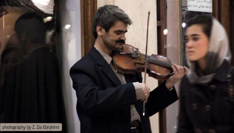 caird violinist