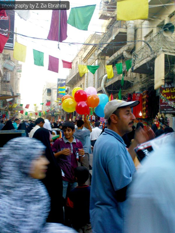 the day before eve(Karbala_Iraq)