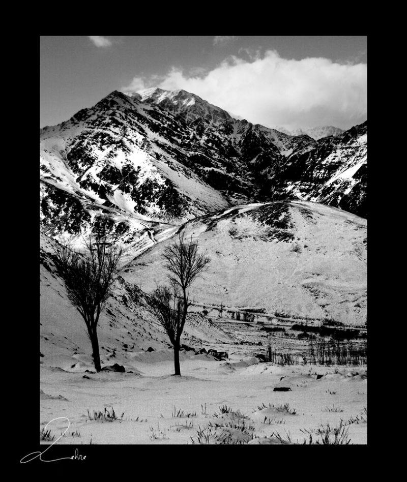 mountain's guipure dress(Sirch_Kerman_Iran)