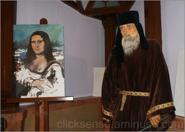 Monalisa Leonardo Da Vinci