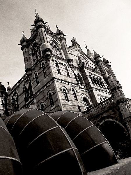 Victoria Terminus Chhatrapati Shivaji Mumbai