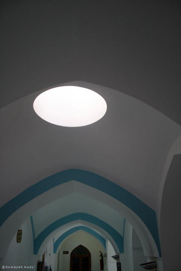 Light, Roof, Iran, Yazd, Persian Architecture