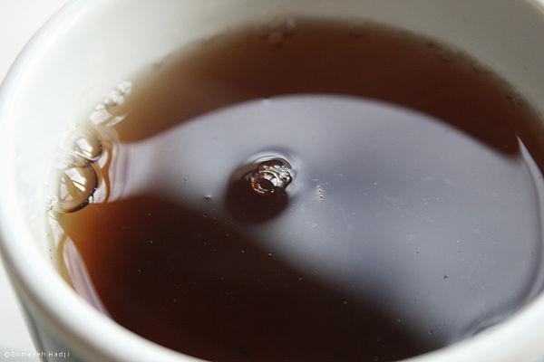 Fish, Tea, Blubber