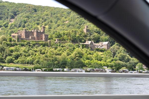 Castle On the Ryne # 2