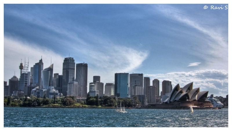 Sail-ient Sydney #2