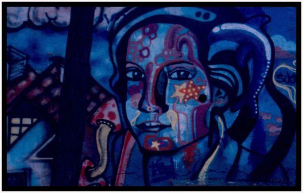 Graffiti Granada