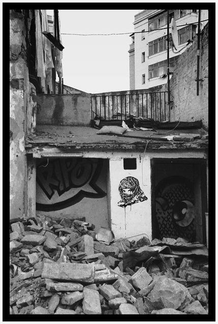 Destrucción especulativa en Poblenou