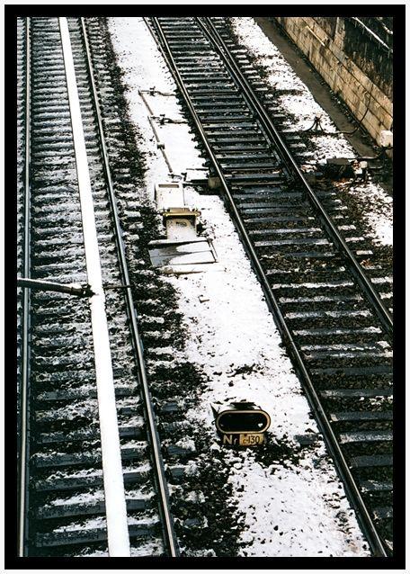 Les chemins de fer (Trâces et Cheminements, nº8)*
