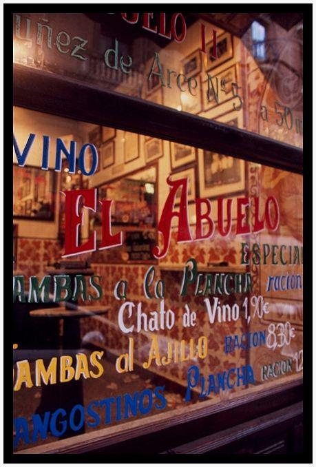 Los vinos del Abuelo (Madrid - nov 2009)*