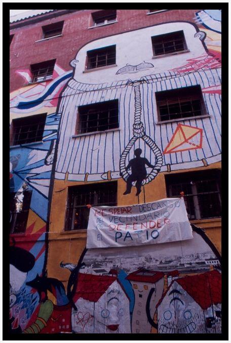 El Patio Maravillas (Madrid, nov. 2009)