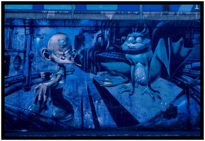 La fresque de Rennes/II*