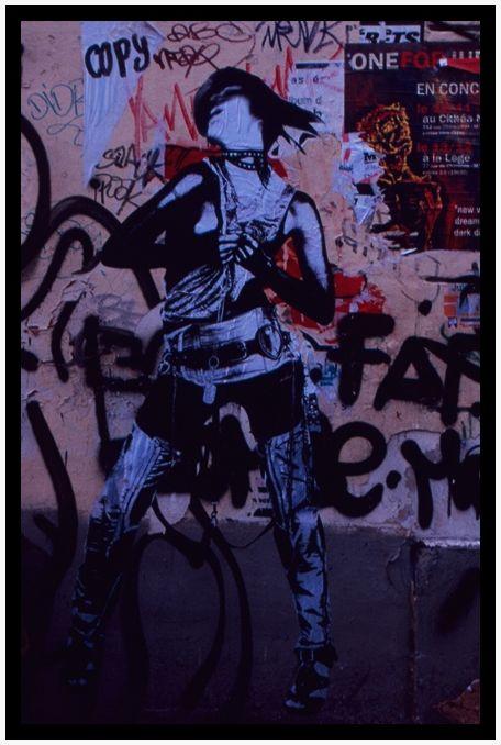 La vida, un concierto callejero (París, 2010)*