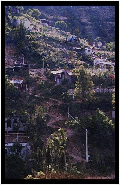 De camino para Monte Alban (Oaxaca, 2004)