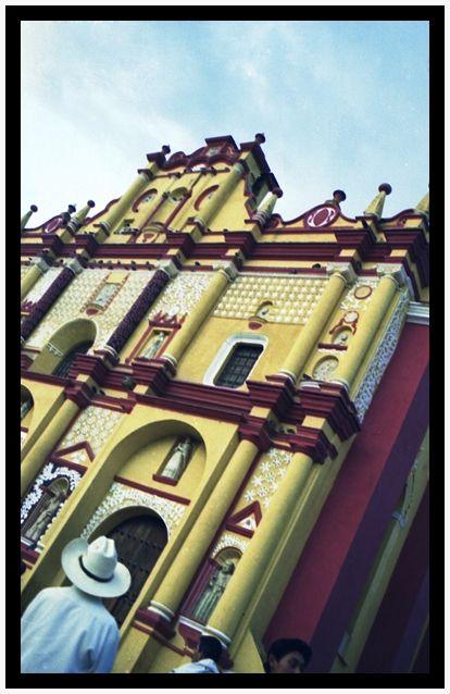 San Cristobal de las Casas - Chiapas - 2004
