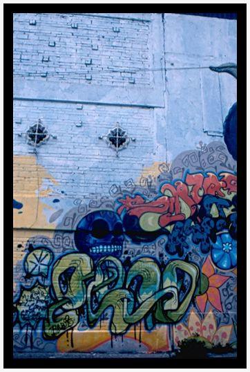 El arte urbano en México/L'art urbain au Mexique 3
