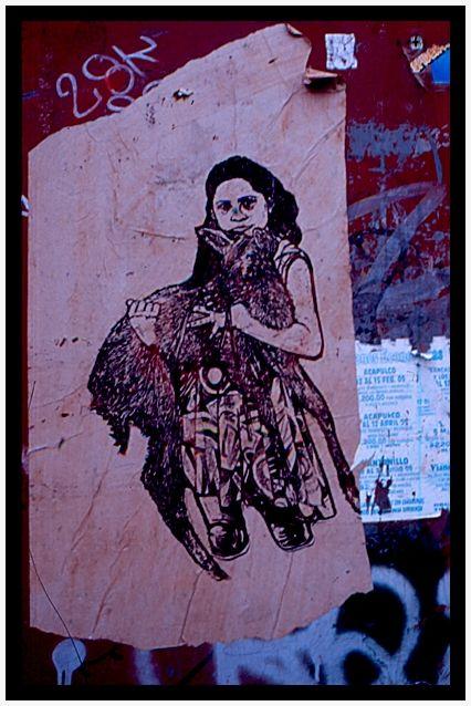 El arte urbano en México/L'art urbain au Mexique 7